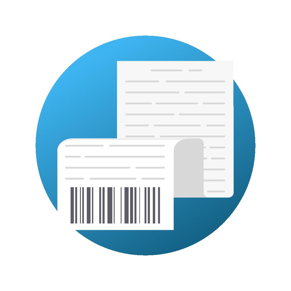 CenterDevice Digitalisierung mit Barcode-Split