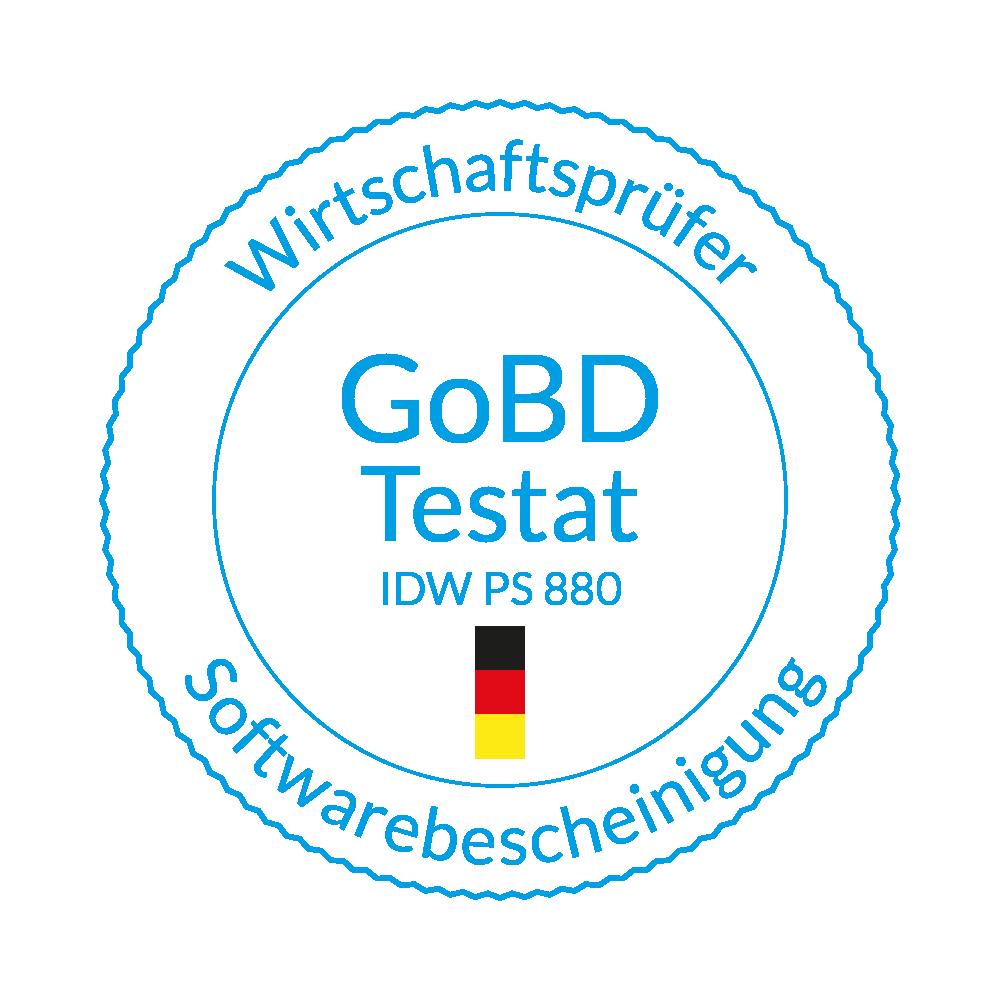 IDW PS 880 Testat GoBD