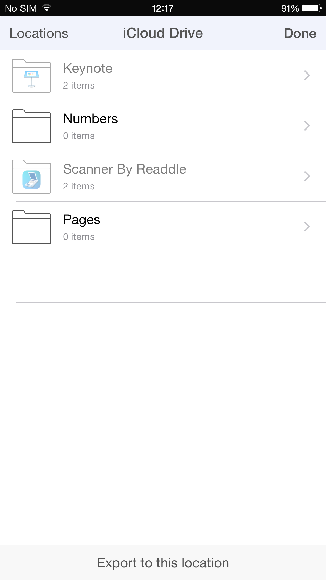 Document and Share Extensions in iOS - CenterDevice