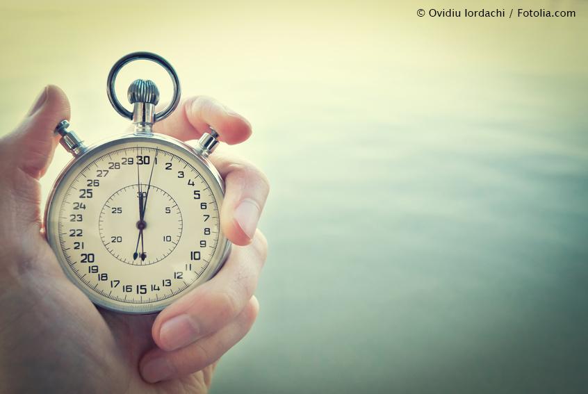 Zeitersparnis mit durch flaches Dokumentenmanagement