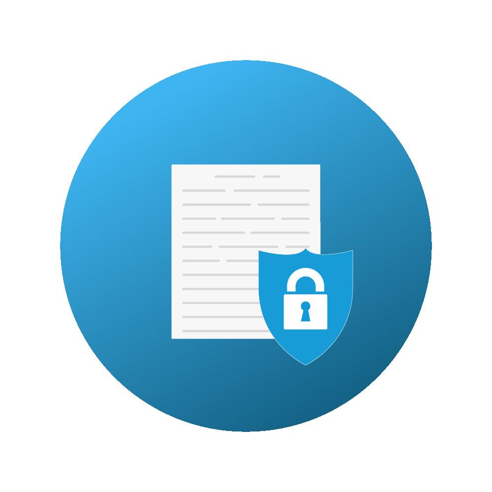 Digitalisierung Dokumente sichern