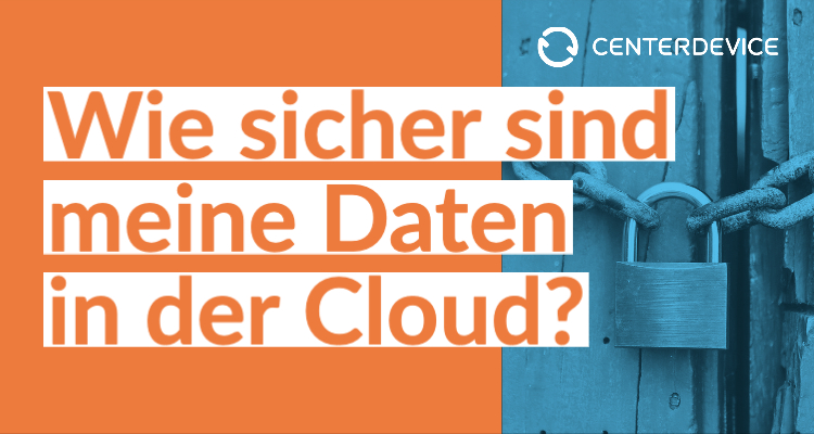 Cloud Sicherheit Centerdevice