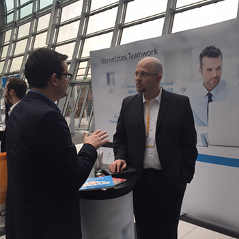 Daniel Schneller – Profi-Talk mit dem Software-Ingenieur, Cloud Unternehmertag in Bonn