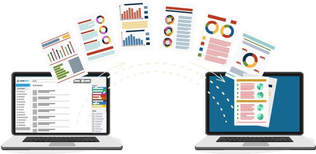 Vertriebsprozesse optimieren informationen-direkt-teilen