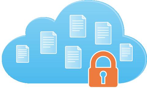 CenterDevice erfüllt die gesetzlichen Rahmenbedingungen der DSGVO und archiviert Ihre Dokumente GoBD-konform.
