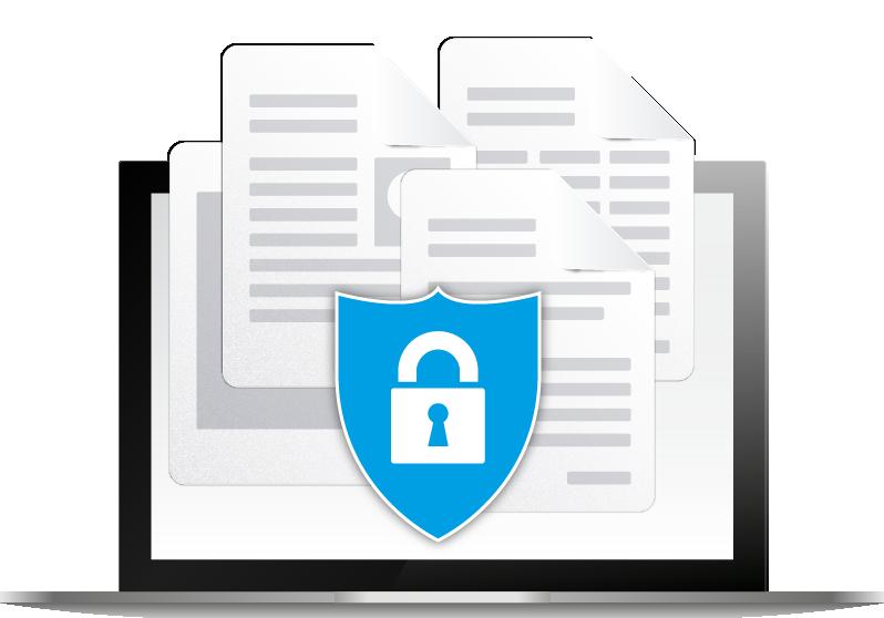 Bei CenterDevice sind Ihre Daten sicher